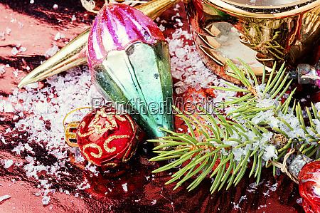 christmas festive decorations