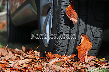 winter tyres for autumn and winter
