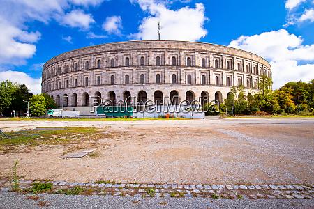 reich kongresshalle congress hall and the