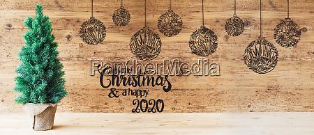christmas tree ball illustration merry christmas
