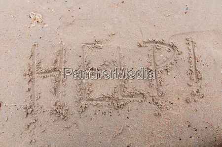 help write sand