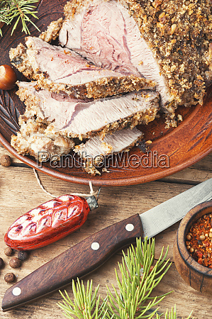 roasted beef for christmas