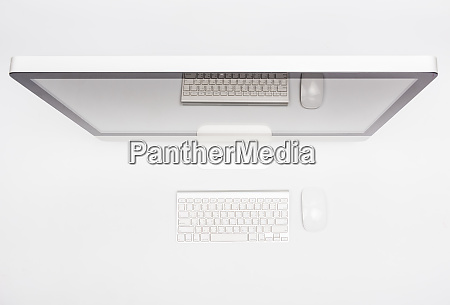 tope view monitor computer retina display