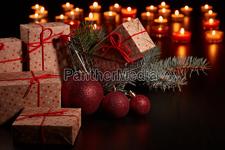 christmas and new year shopping