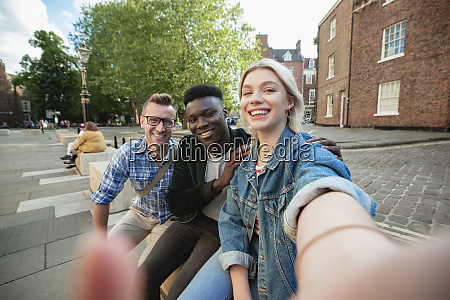 the selfie perspective