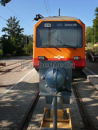 uetli hill train in zurich
