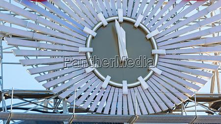 public clock oslo