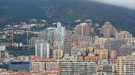 monaco skyscrapers