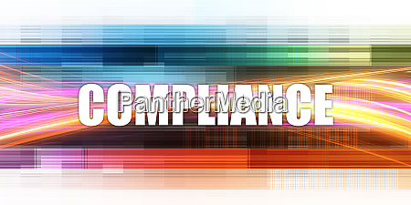compliance corporate concept