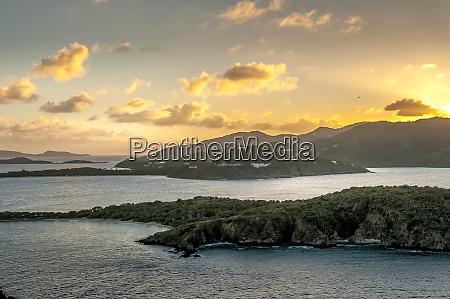 british virgin islands caribbean scenic view