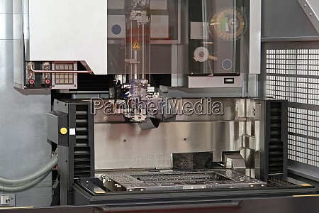 electrical discharge machinery