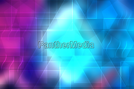 abstract colorful blue pink modern futuristic