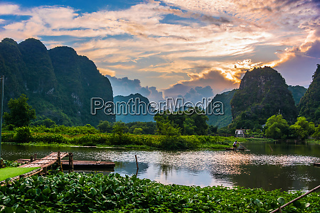 trang an a scenic area near