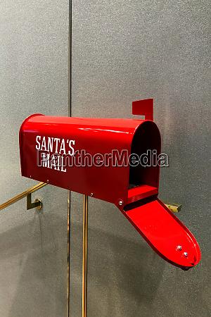 santas mail box