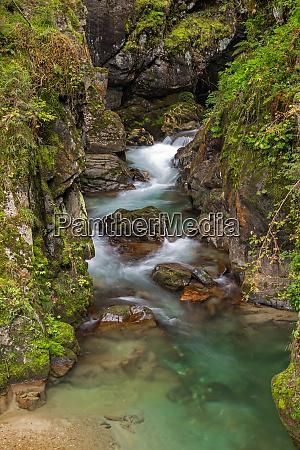 gilfenklamm gorge near sterzing vipiteno south