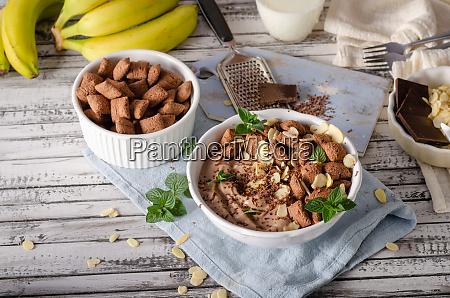 delicious breakfast homemade