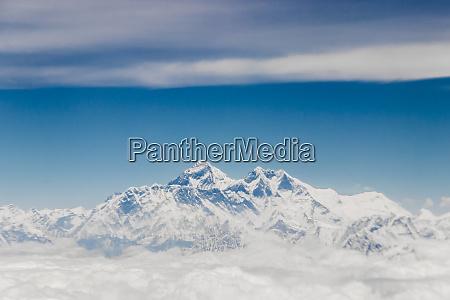 mount everest in himalaya 8848 m