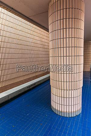 modern pillar