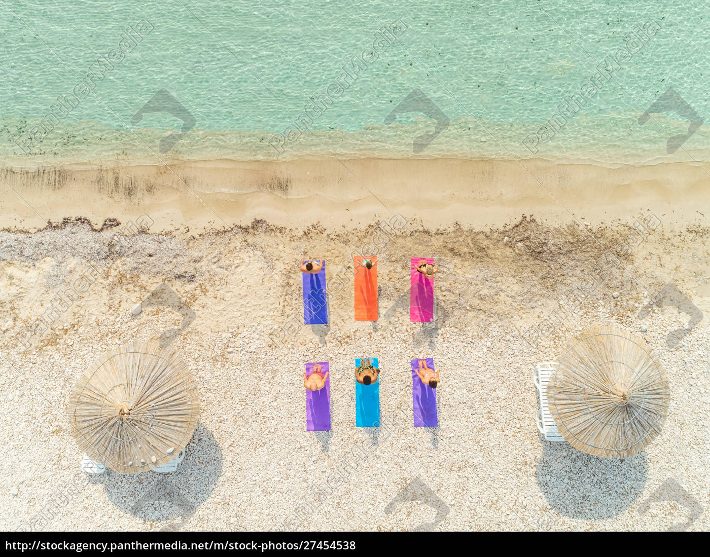 aerial, view, of, group, of, people - 27454538