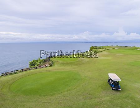aerial view of new kuta golf