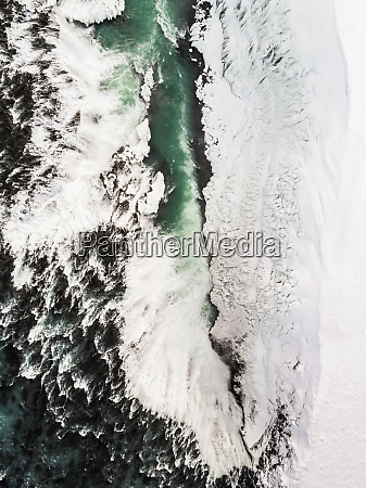 abstract aerial view of the OElfusa