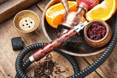 east fruit smoking hookah
