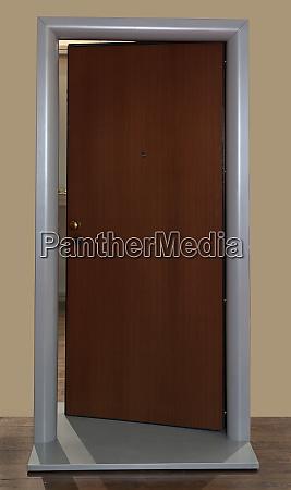 open door inside
