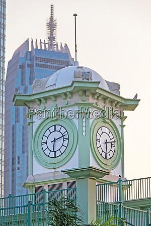 clocks star ferry