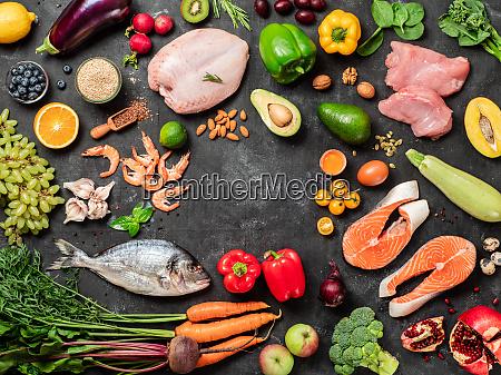 pegan diet concept paleo plus vegan