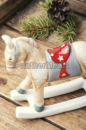 childrens, toy, horse - 27466978