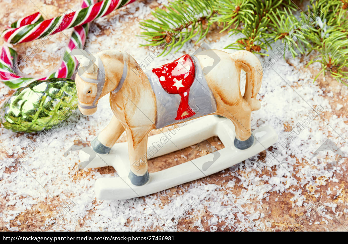 childrens, toy, horse - 27466981