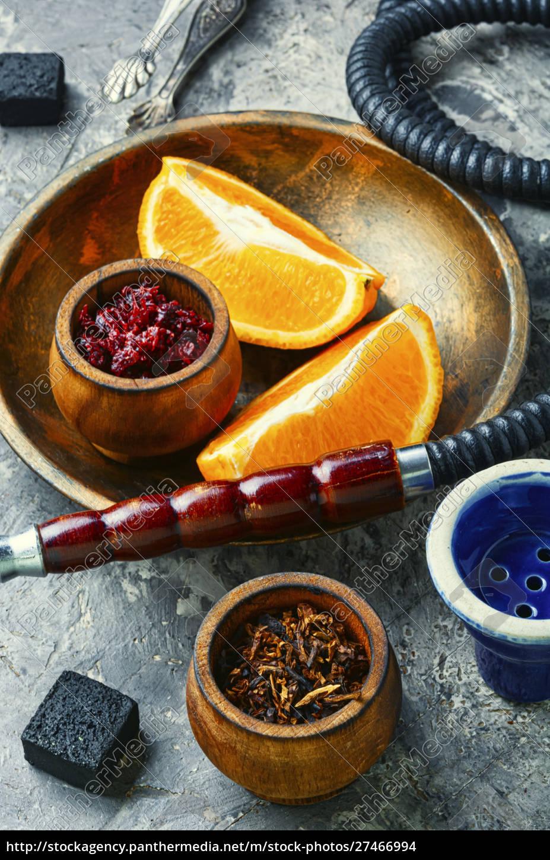 east, orange, smoking, nargile - 27466994