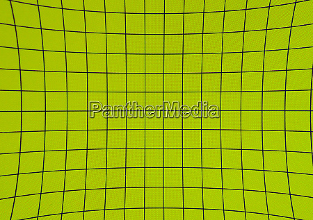 green concave paper texture background
