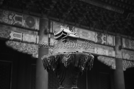 discovery of lama temple black and