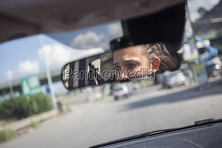 cars rearview mirror 2
