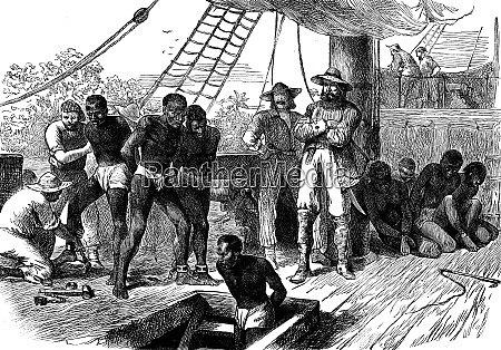 slavery in africa the treaty vintage