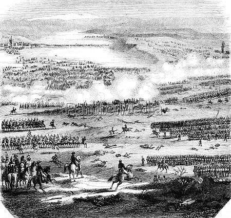 the battle of austerlitz figured after