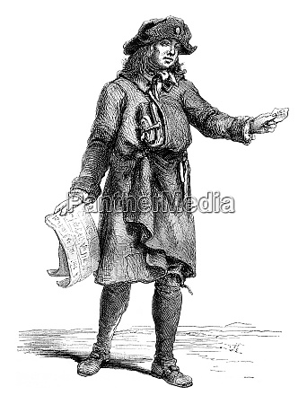 the merchant of lottery tickets 1774