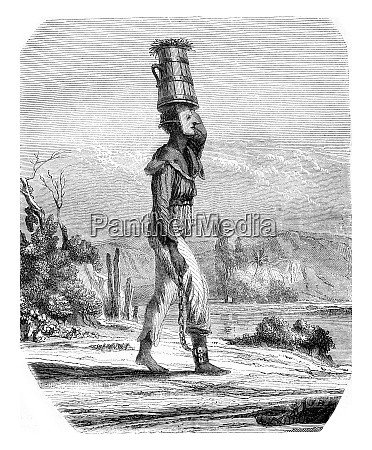 brown slave in rio de janeiro