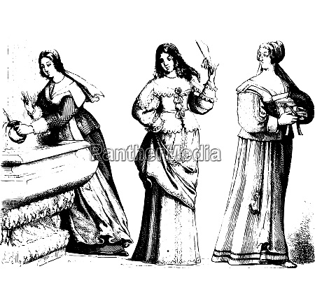 chambermaid lady small toilet province of