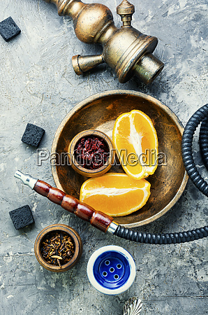 east orange smoking nargile