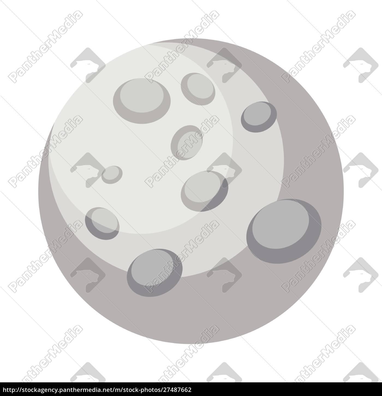 simple, mercury, design, vector, illustration, on - 27487662