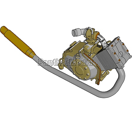 pump a device or equipment vector