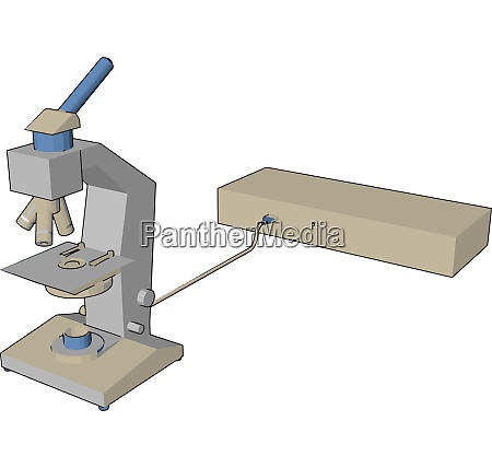 a scientific device picture vector or