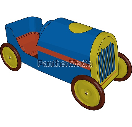 a colorful toy vector or color