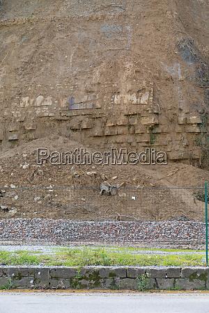 landslide erodion