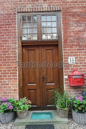 entrance dutch quarter potsdam