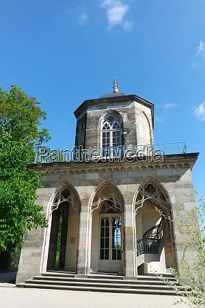 gothic library potsdam