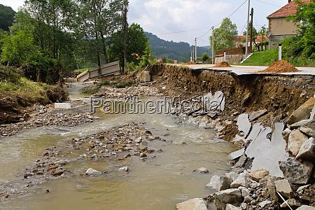 river destruction