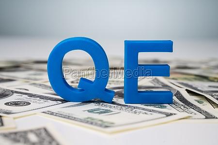 quantitative easing